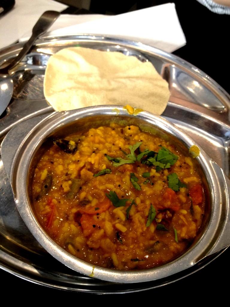 restaurant indien Saravana-Bhavan