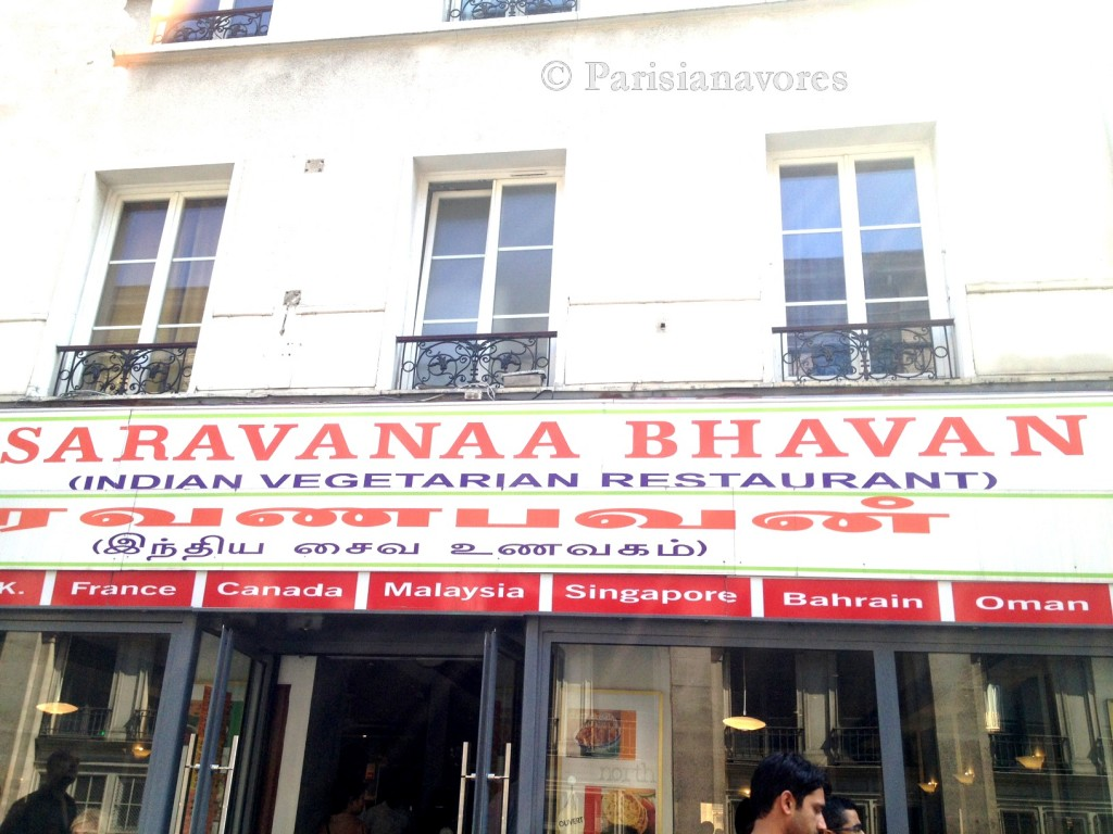 saravana bhavan meilleur restaurant indien de paris gare du nord. Black Bedroom Furniture Sets. Home Design Ideas