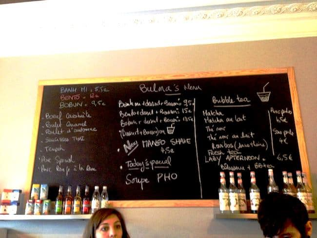 Bulma-menu