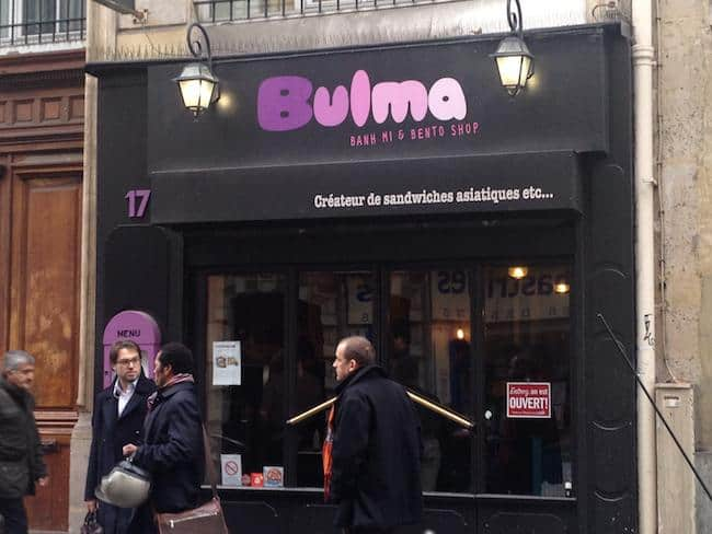 Bulma-restaurant