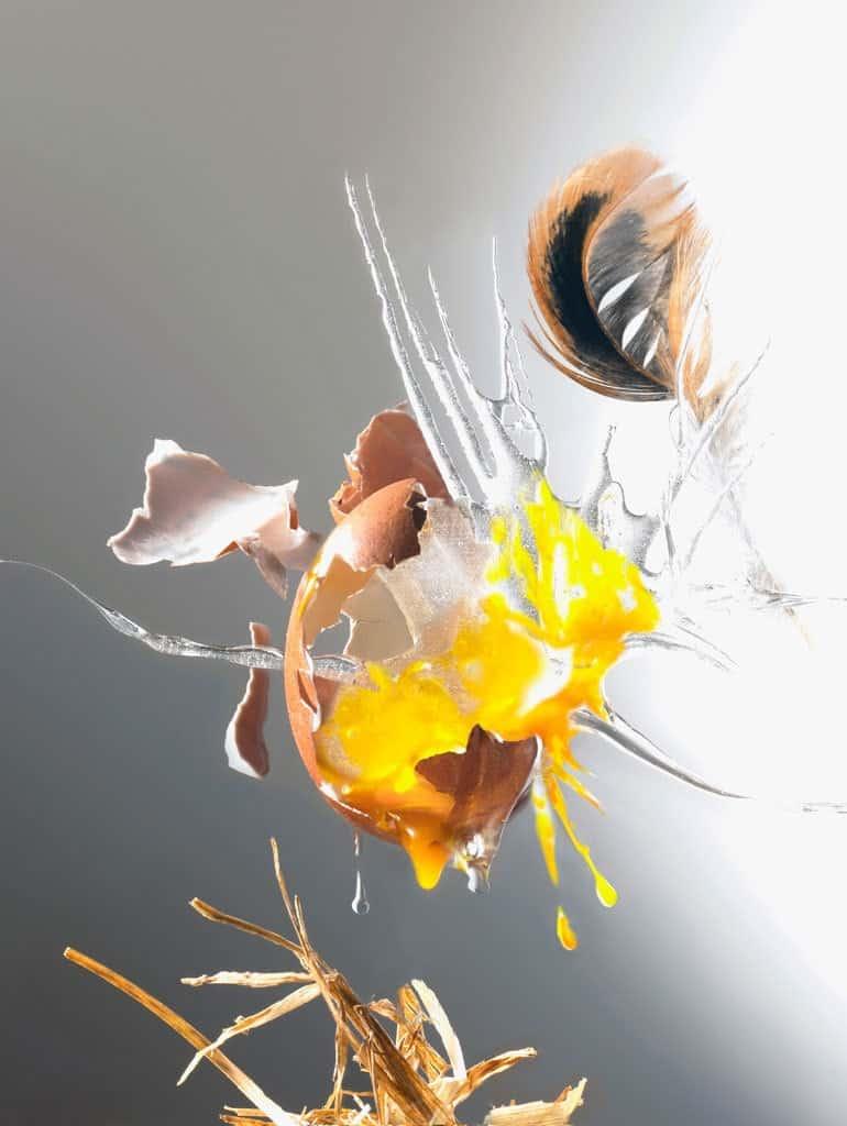 La fusion - Copyright © Philippe Exbrayat