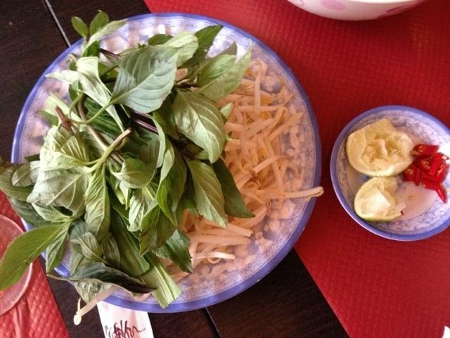 Salade soja