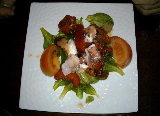 Fresque salade italienne