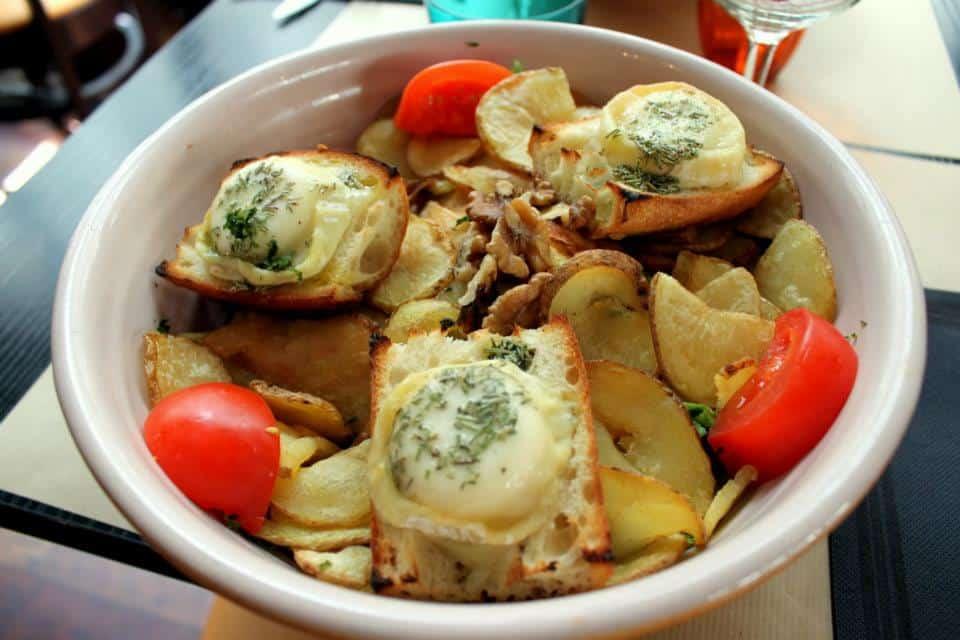 salade-crottins-chavignole-la-marmite
