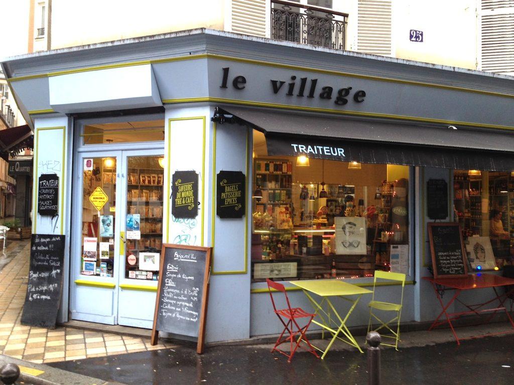 Le Village épicerie fine