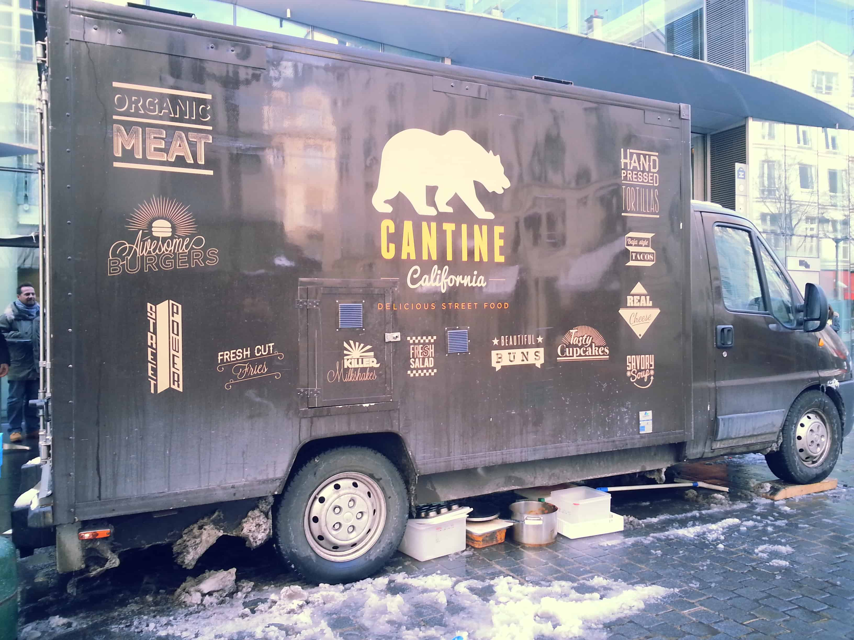 cantine california food truck