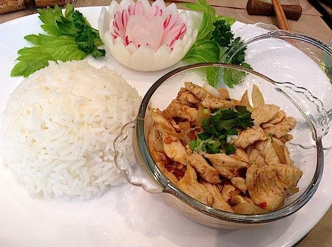 Le Pousse Restaurant Vietnamien Rue De Vaugirard