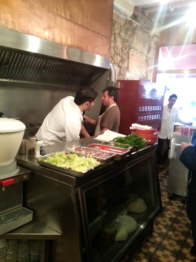 Restaurant Kurde Paris Rue Saint Denis
