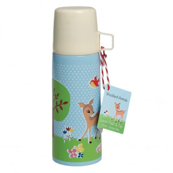 thermos-rex-woodland-animals