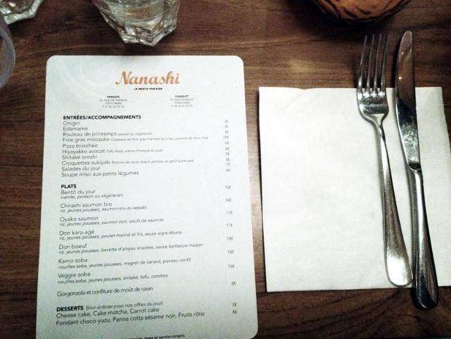 carte-menu-prix-nanashi-restaurant