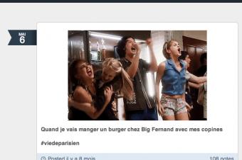 Le Paris de «Vie de Parisien»