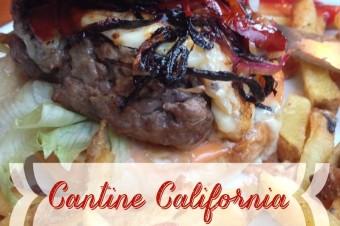 Cantine California, recettes californiennes et bios rue de Turbigo