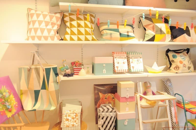 Mombini boutique d co enfants et caf poussette paris 15 - Magasin decoration paris ...