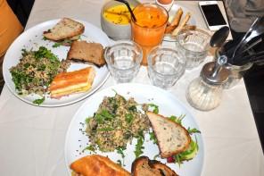Café Marlette, pause bio rue des Martyrs