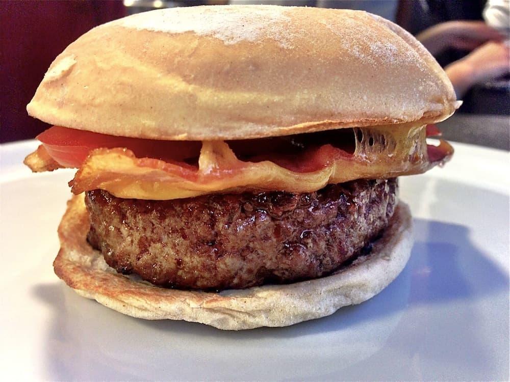Mythic Burger, burger à domicile !