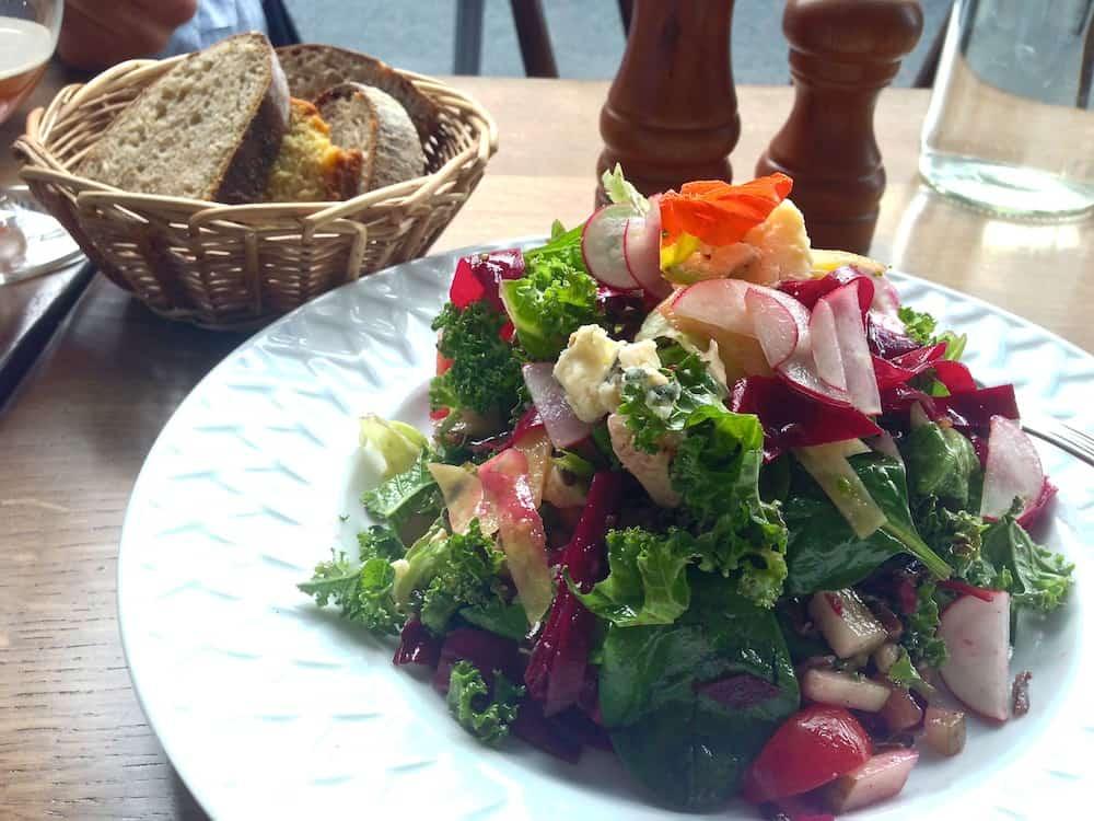 Rachel's le restaurant – rue du Pont aux Choux