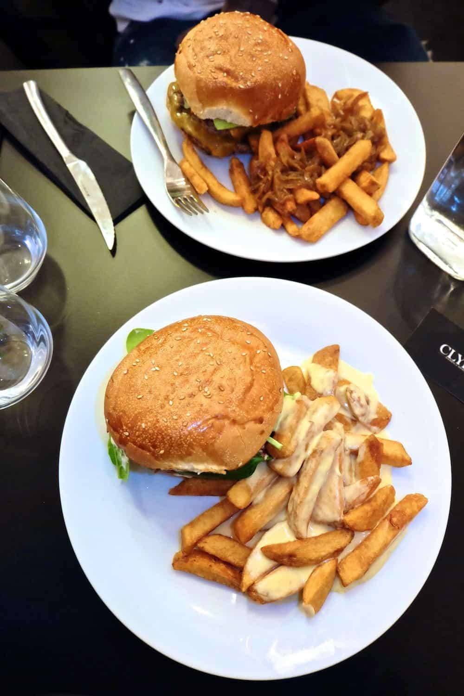 Clyde, comfort food à l'américaine rue Vivienne