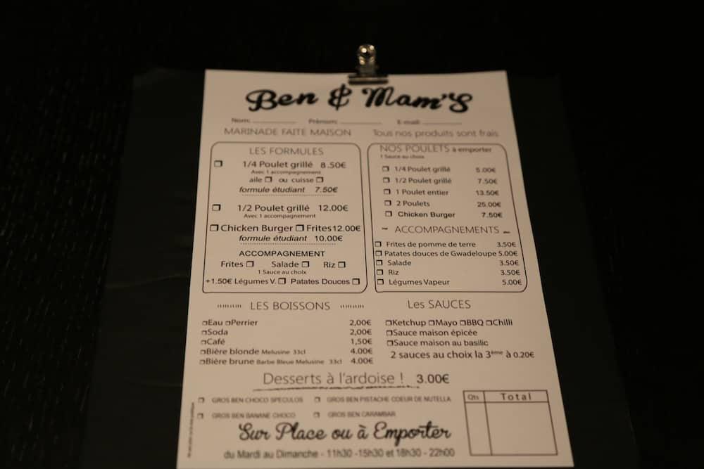 ben-&-mams-11eme-paris-menu