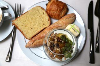 Petit-déjeuner/brunch au Cinq Codet