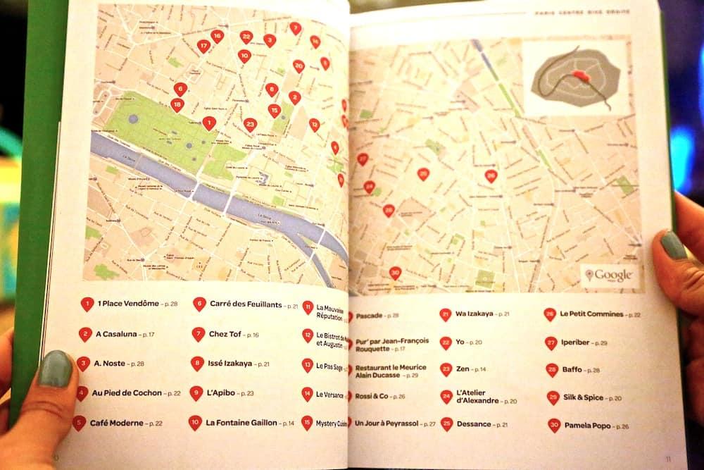 guide-papier-la-fourchette-paris-restaurants