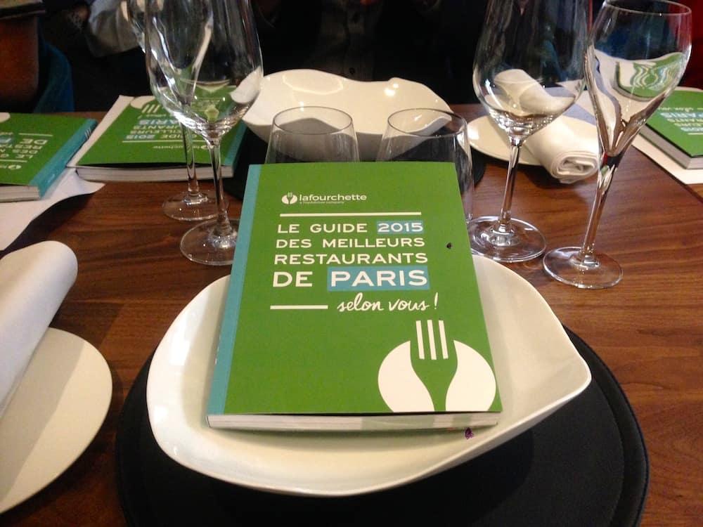 Le guide participatif des meilleurs restaurants par la Fourchette