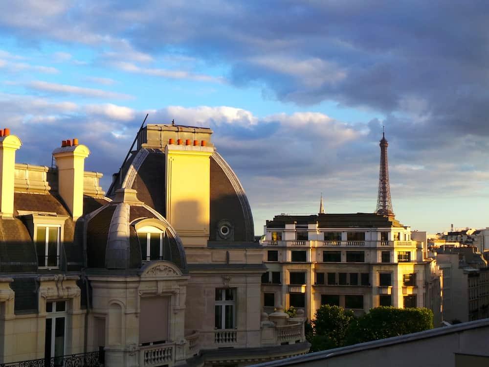 La Terrasse du Warwick Champs-Elysées / Bar et Restaurant