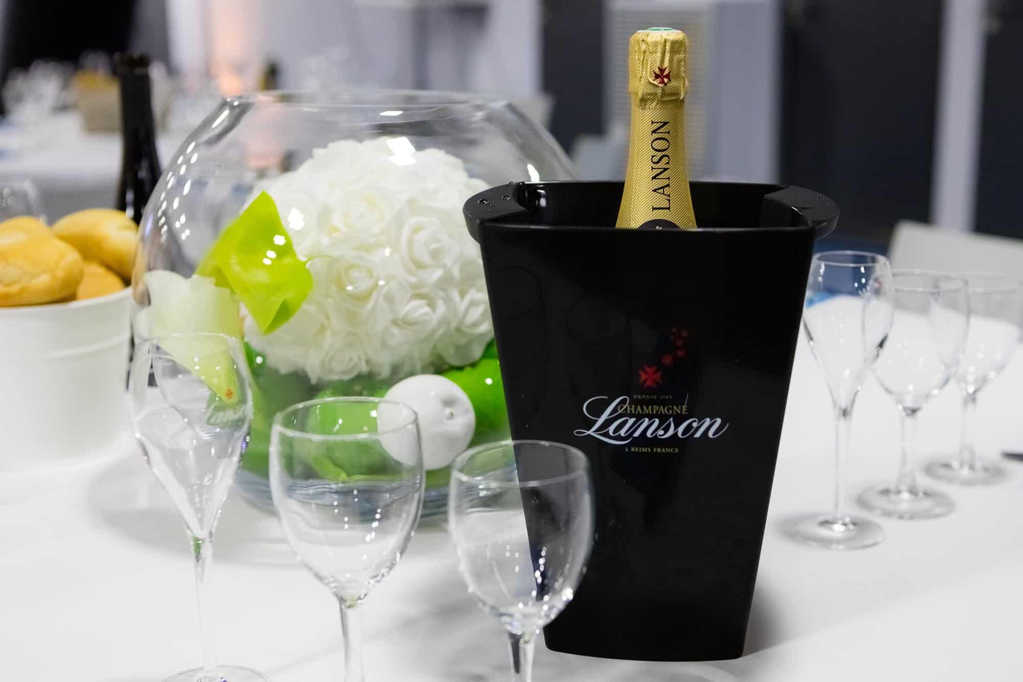Maison de Champagne LANSON
