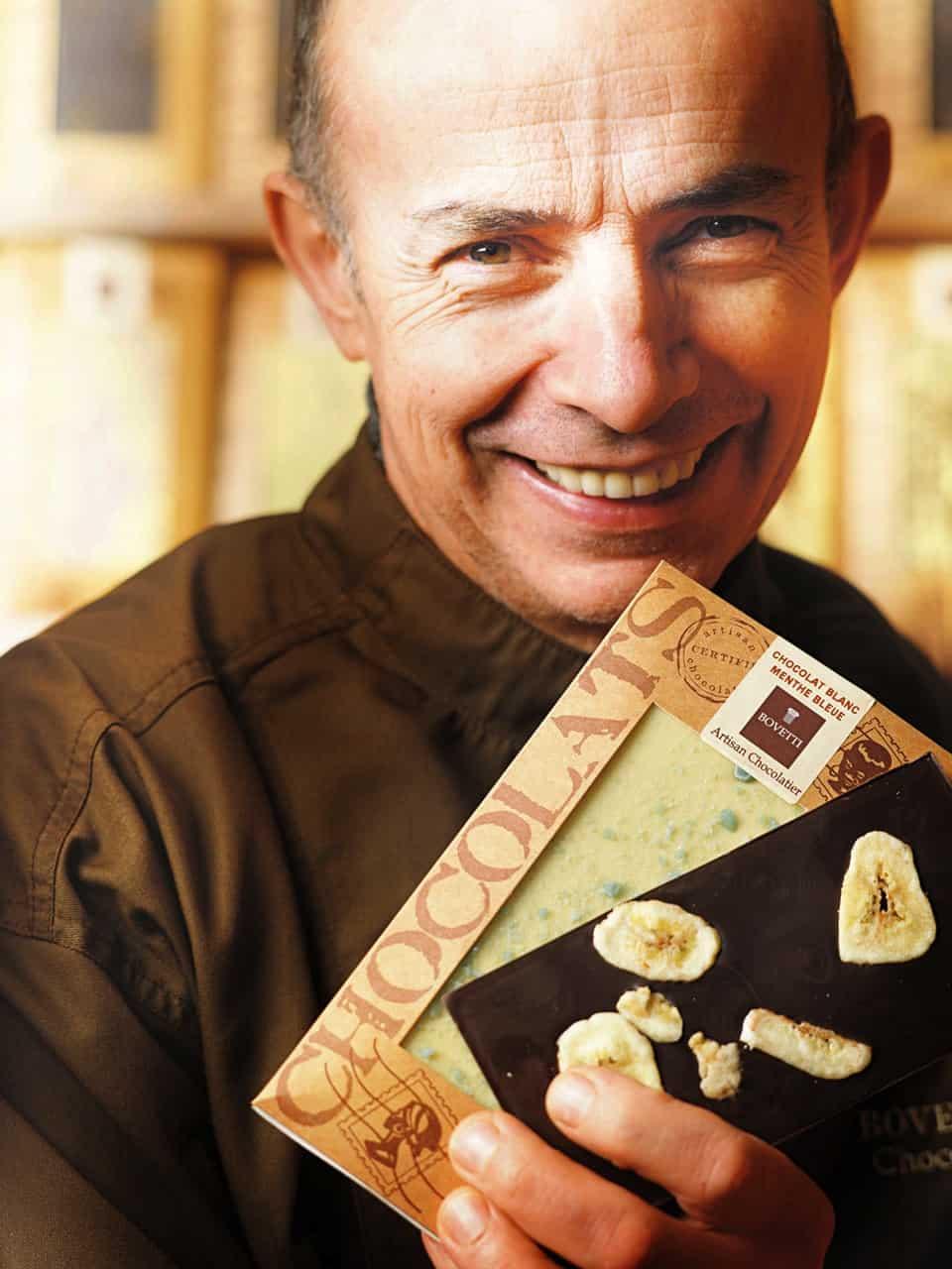 Bovetti, quand un chocolatier italien s'installe en Dordogne / Concours clos