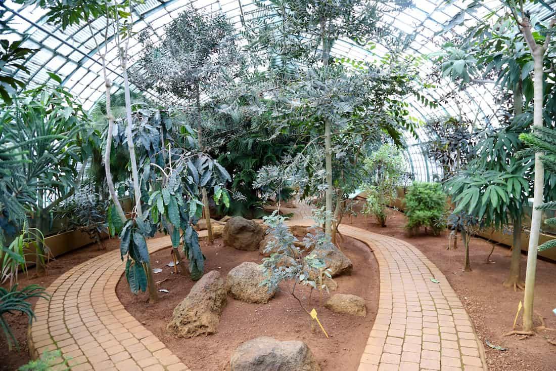 Jardin des serres d 39 auteuil for Jardin 16eme