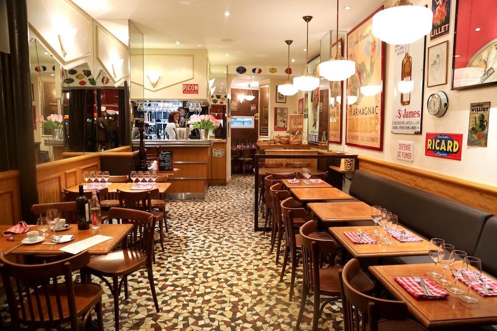Le boeuf maillot joyeux bistrot porte maillot - Restaurant le congres paris porte maillot ...