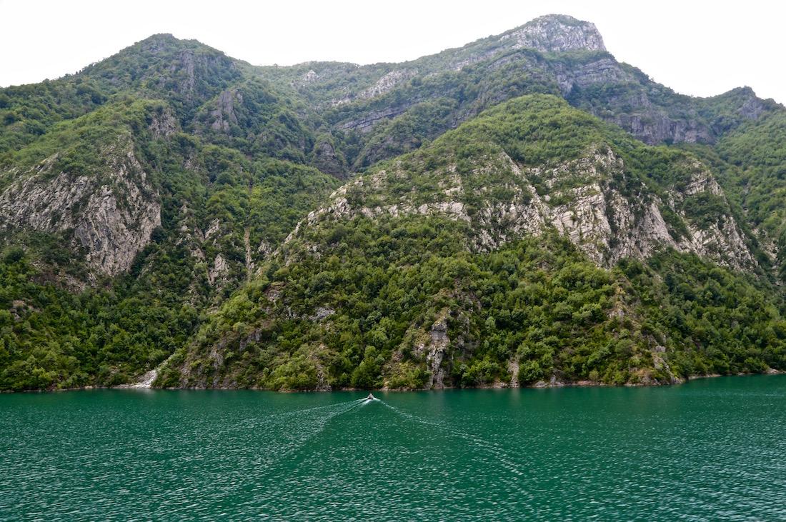 komani-lake-albanie