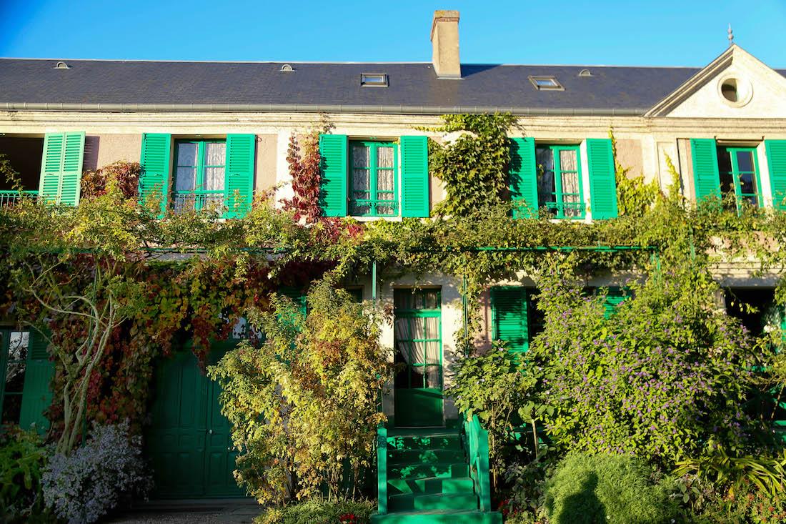 La maison et le Jardin de Monet - Giverny
