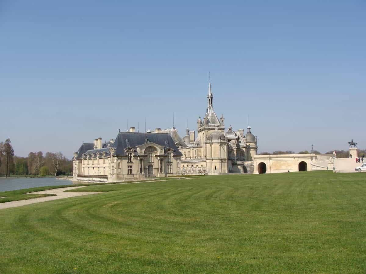 chateau-de-chantilly