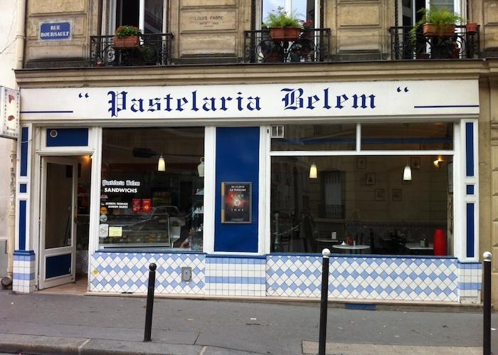 Pastelaria Belem. Pâtisserie et salon de thé. 47 Rue Boursault, 75017 Paris