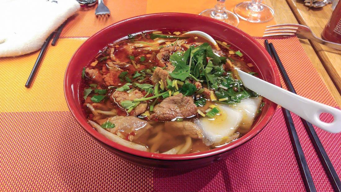 My Noodles, nouilles chinoises artisanales et lamens à Montparnasse