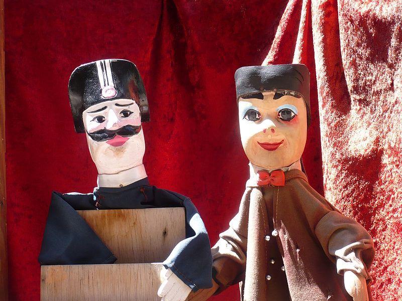 Où voir Guignol et les marionnettes à Paris ?