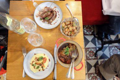 Bistrot Belhara, généreux bistrot parisien à la chaleur basque