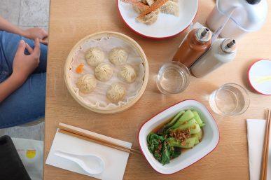 21G Dumpling : Mardi, mercredi, jeudi… C'est raviolis !