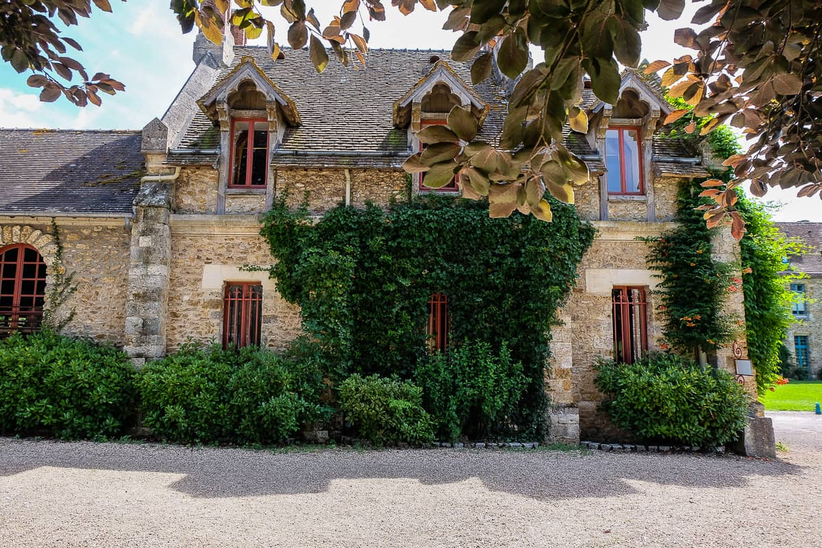 A voir autour de paris l 39 abbaye des vaux de cernay for Visite autour de paris