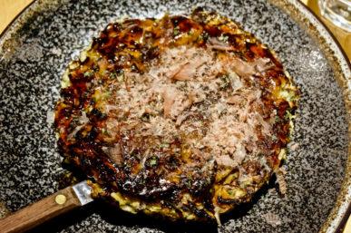 Happa Tei, le temps des tokoyakis et okonomiyakis à Paris