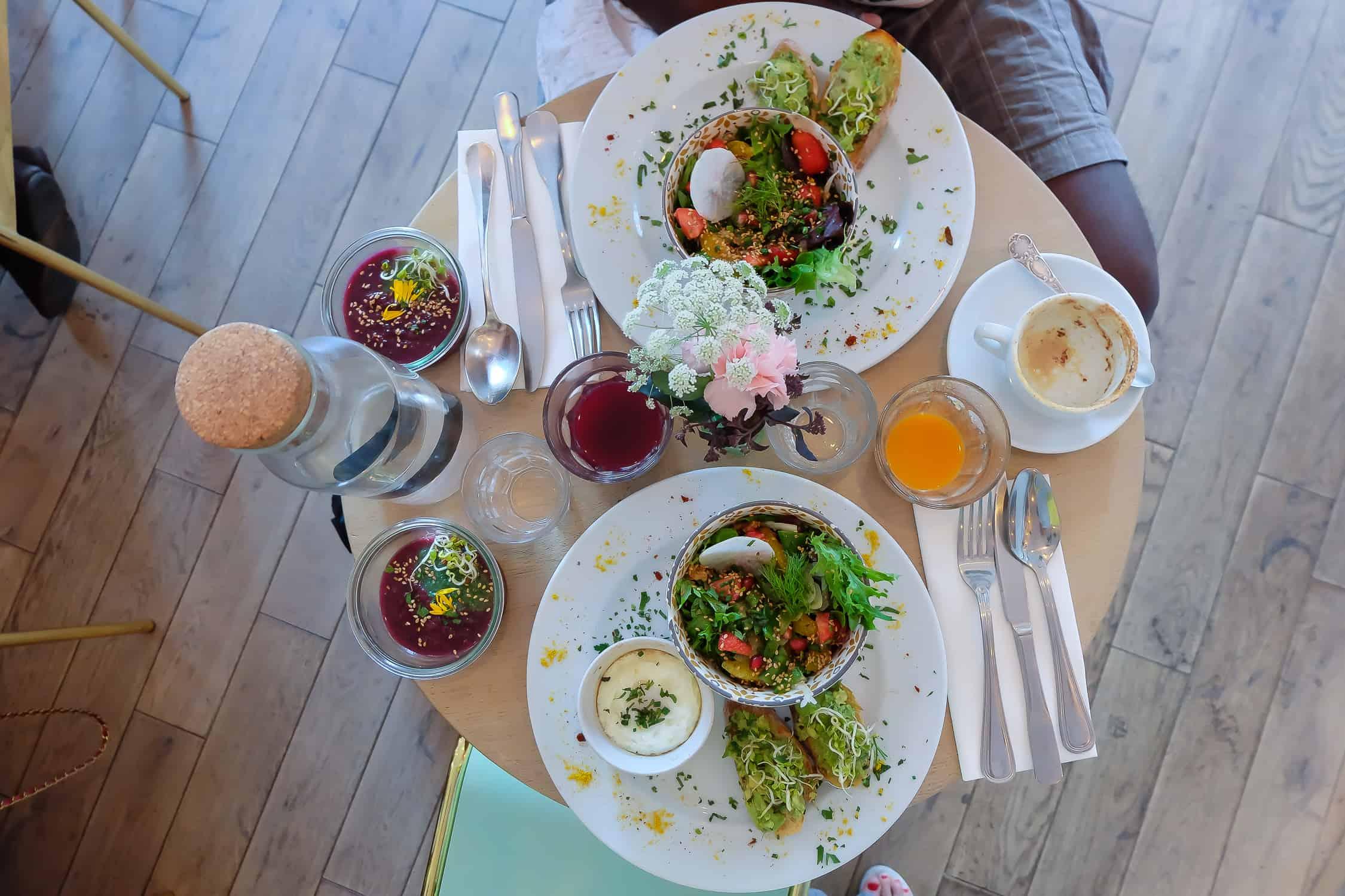 Rue Ramey Restaurant L