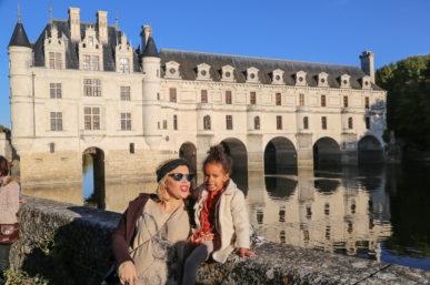Visite du château de Chenonceau // Week-end dans les Châteaux de la Loire.