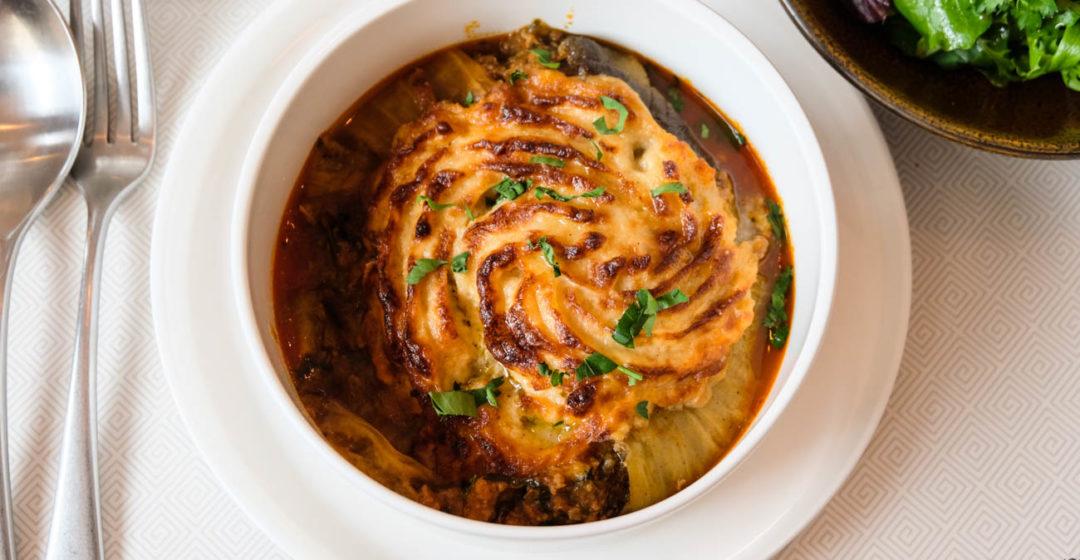 Le Bistro Mavrommatis Passy, déjeuner en Méditerrannée