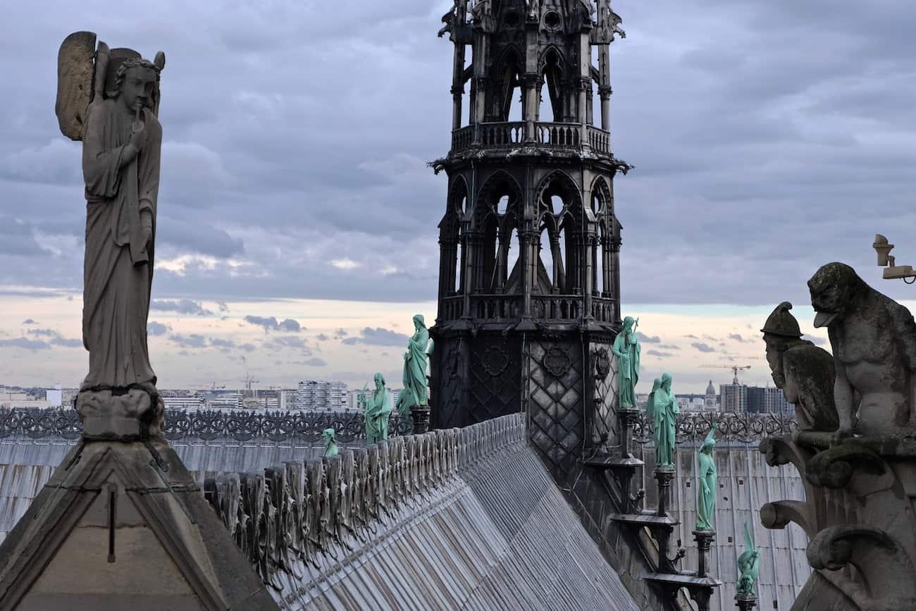 The Notre Dame de Paris Mosque