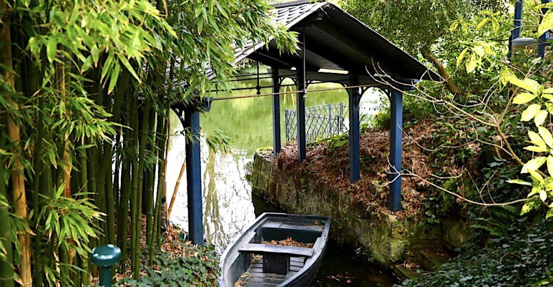 Balade à l'Arboretum de La Vallée-aux-Loups  et à l'Île Verte à Chatenay-Malabry