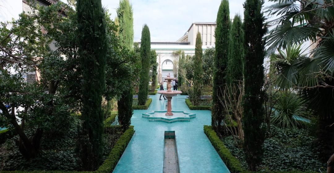 La Grande Mosquée de Paris et ses jardins