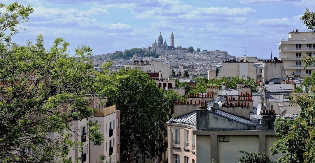 La Butte Bergeyre, village parisien perché dans le 19è