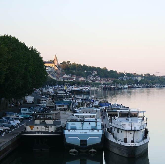Conflans-sainte-honorine-village-autour-paris