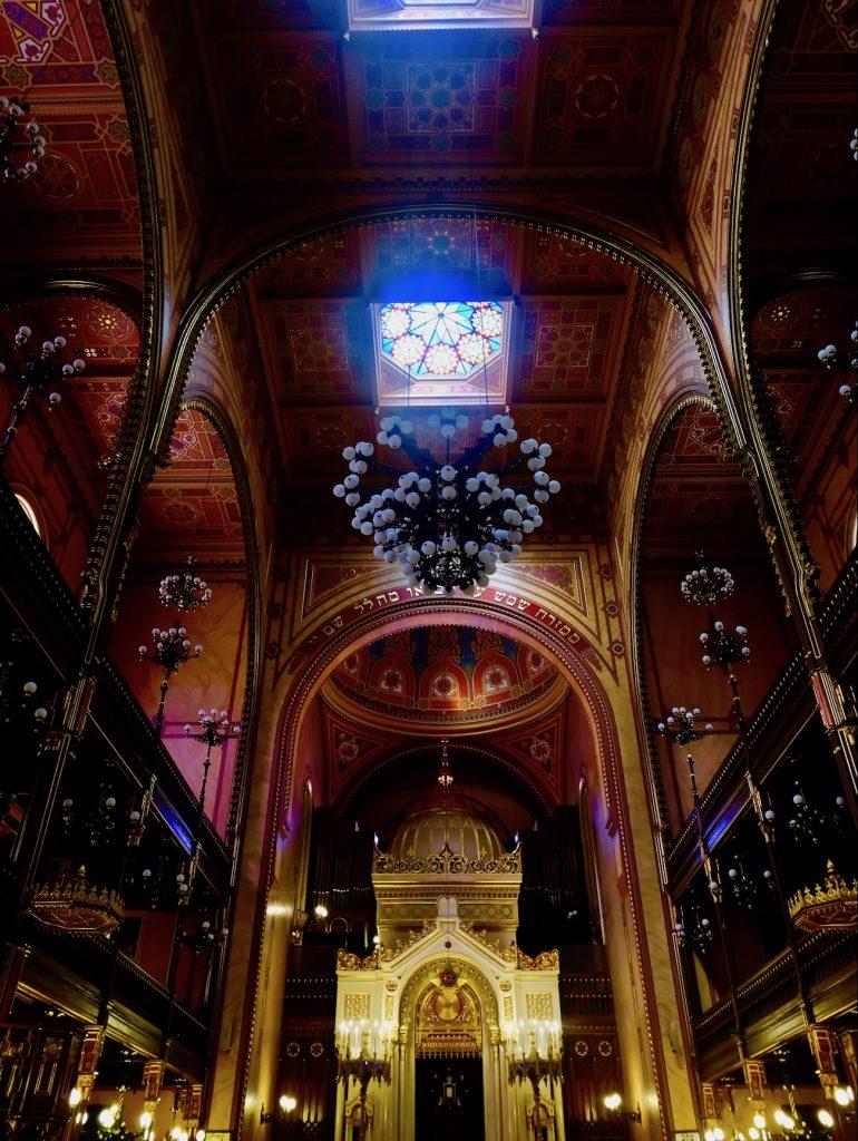 grande-synagogue-budapest-hongrie