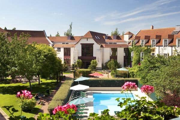 Hotel Avec Piscine Interieure Ile De France
